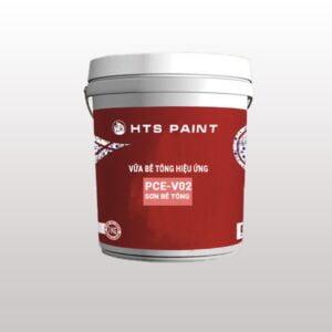 Vữa Bê Tông Hiệu Ứng HTS PCE-V02